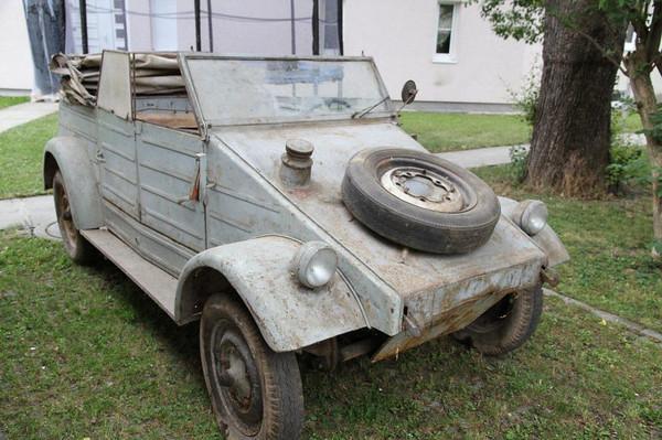 Hannes' '44 Kubelwagen