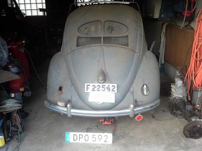 Johan's '52 Split