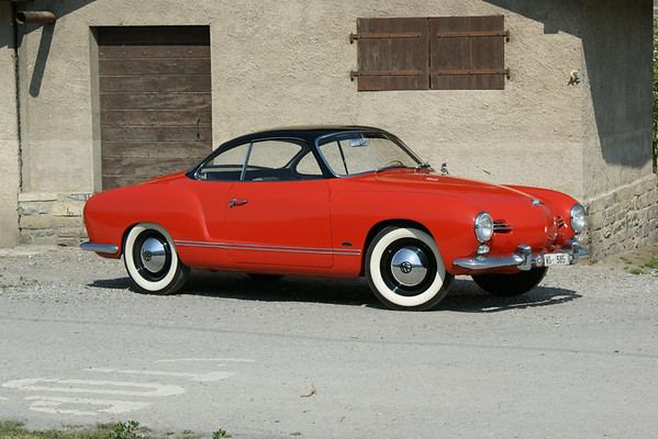 Joe's '56 Lowlight Ghia