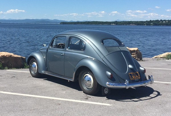 Kevin's '56 Swedish Oval