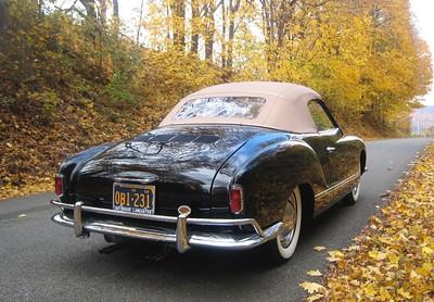 Kevin's '58 Lowlight Ghia
