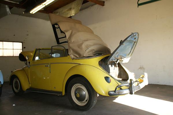 Kimbel's '54 Kabriolet