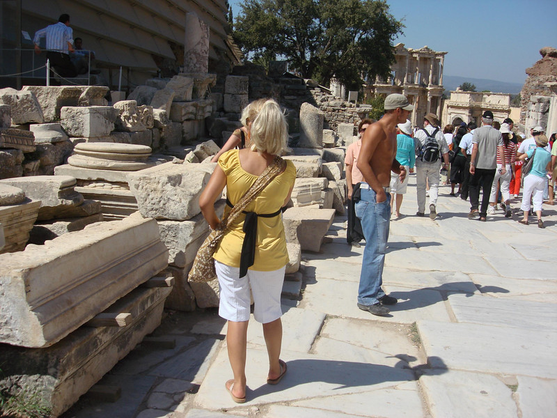 Ephasus in Izmir, Turkey 2007
