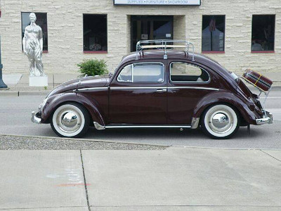 Melvin's '57 Oval