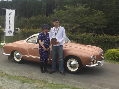 Yoshiaki's '59 Karman Ghia