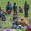 Preparations for the Gorilla Naming Ceremony at Kiningi