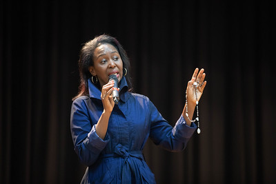 Rwandan Genocide Survivor