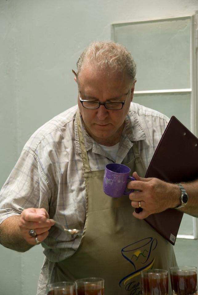 Bruce Mullins of Coffee Bean International, USA