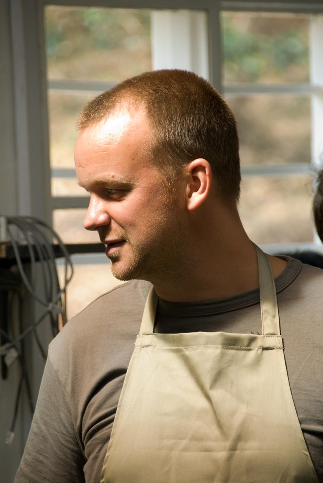 Andreas Hertzberg of Solberg & Hansen, Norway