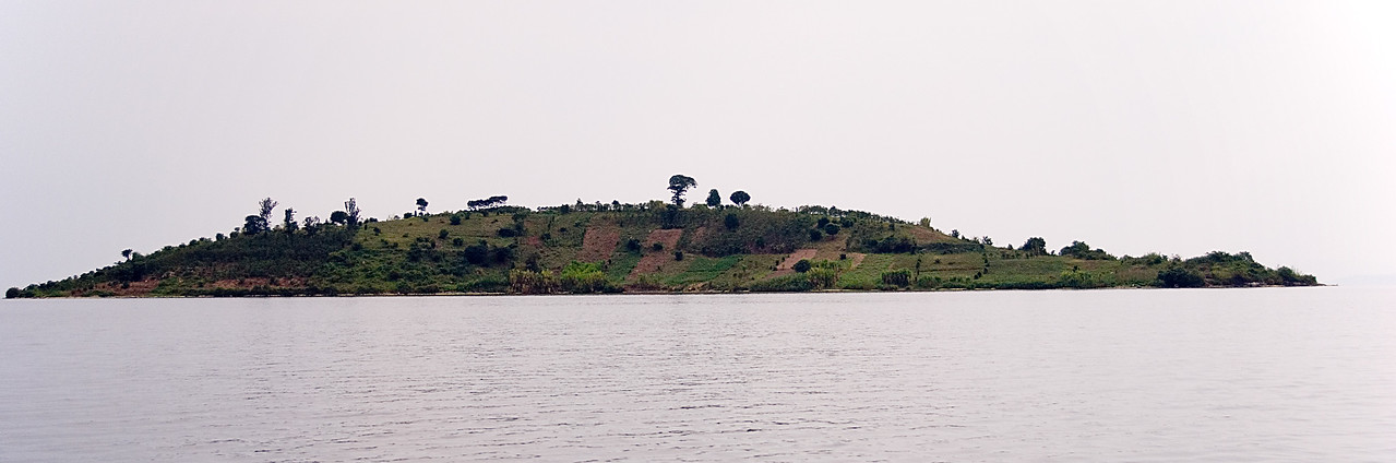 Back on the lake.  A tiny island with coffee.