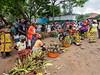 Lake Kivu market