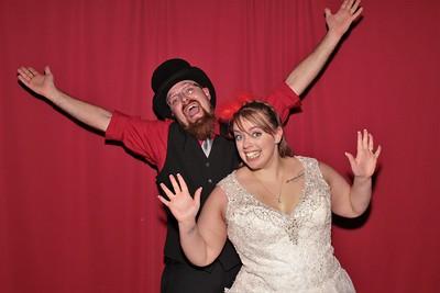 Ryan & Aubrey's NYC Theme Wedding