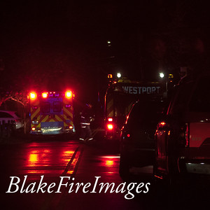 Chimney Fire - 9 Norwalk Ave Westport - 5-9-20