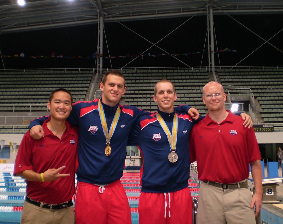 Team USA  2007 World University Games - Bangkok