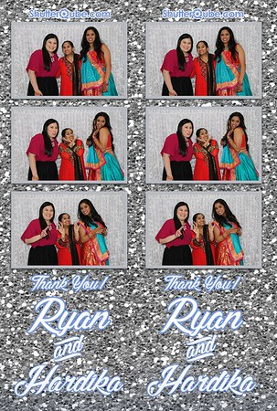 Ryan & Hardika 11/25/17 VPSS Haveli Temple, Houston