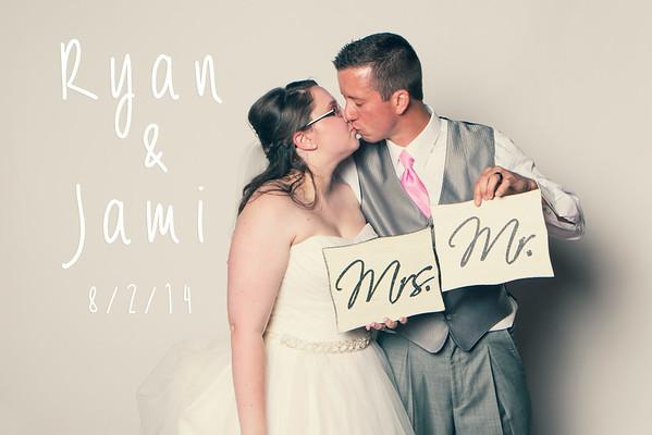 Ryan & Jami Photobooth
