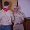 Mr. Talanian Presenting Ryan his Citations