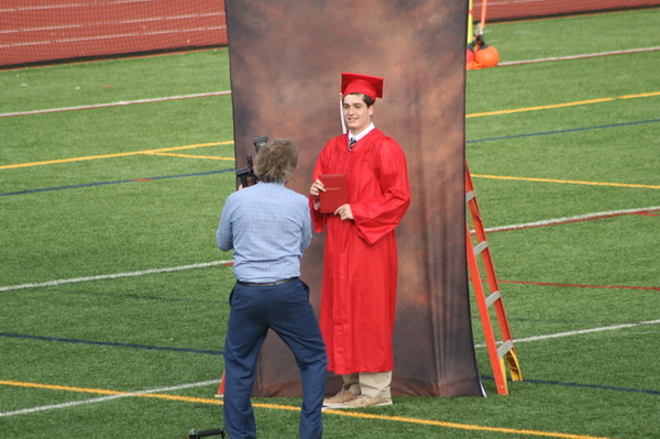 Ryan Prom and Graduation