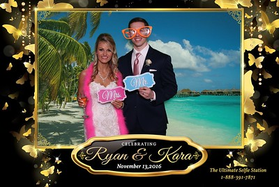 Ryan and Kara Campbell Wedding