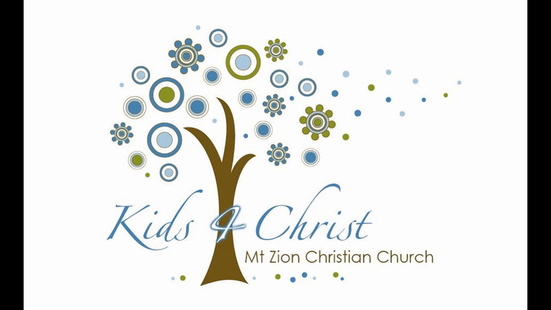 Mt Zion Kids Church Videos