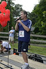 Andy Kaiser addresses the runners