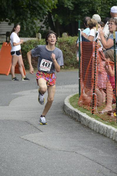 25   0443 THEO SAYDAH   20:58.6   M 14  06:45  11-14M  1/22 21/234 - First Place winner in Age Class Ryan's Run 2012
