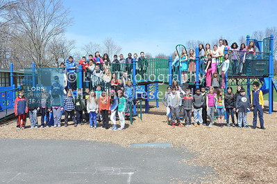 2014-4-17 Ryerson Es 5th Grade Class Photo
