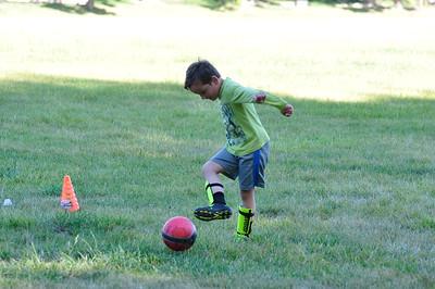 Rylin's Soccer Practice 06.13.2016