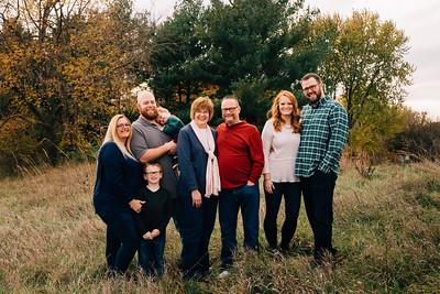Ryser Family & Engagement
