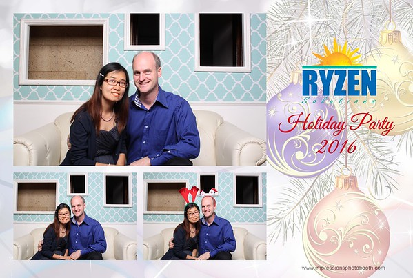 Ryzen Holiday Party 12.09.2016
