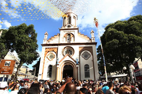 Festa de São Benedito 2019