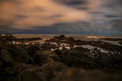 South Coast at Night