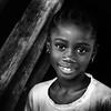 Abade girl, Principe, STP
