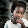 Little Sao Tome girl