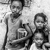 Kids on the street, Agua Ize, STP