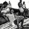 Fishermen of Porto Abade, Principe