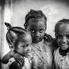 Trio of Abade girls, Principe
