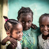 Trio of Abade girls