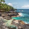 Sao Tome coastline