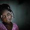 Girl of  Ponta Figo, Sao Tome e Principe