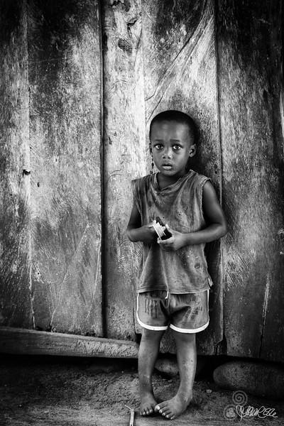 Little boy lost, Porto Abade