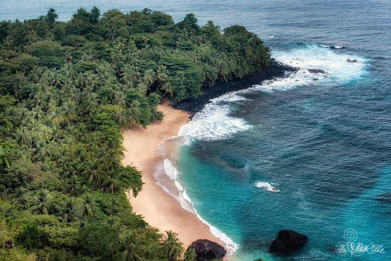Paradise on Principe