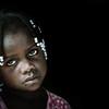 Young girl of Ponta Figo