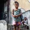 Children of Ponta Figo