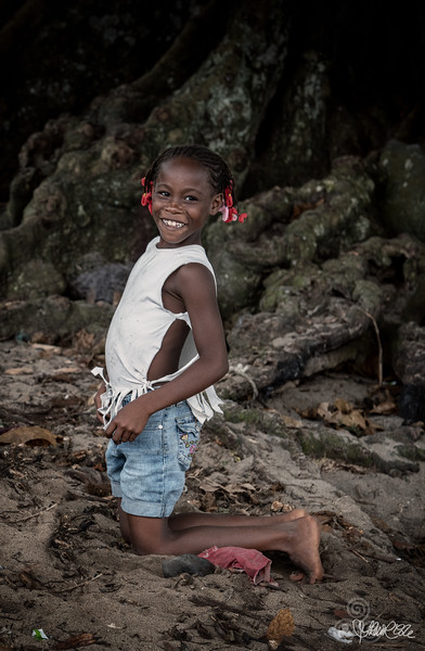 Smiles from Porto Abade