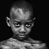 Portrait of a Principe boy