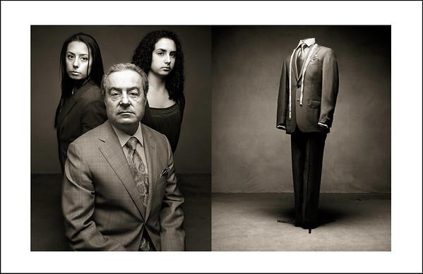 Mounir Sayed et ses filles (2010)