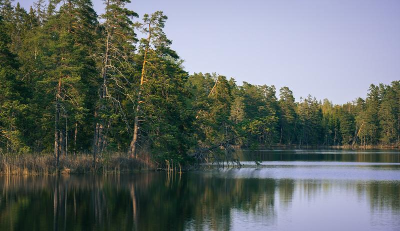 Campsite Lake