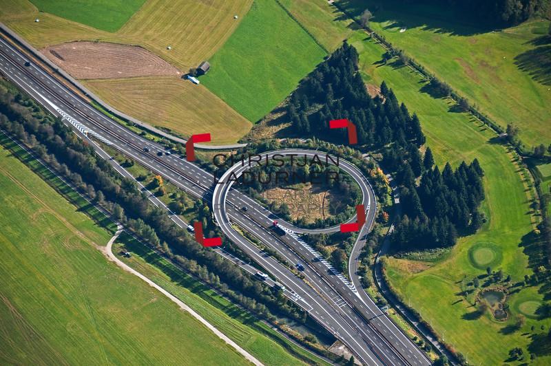 Brennerautobahn - Sterzing