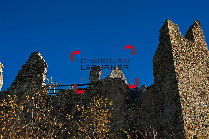 Ruine Salegg - Seis